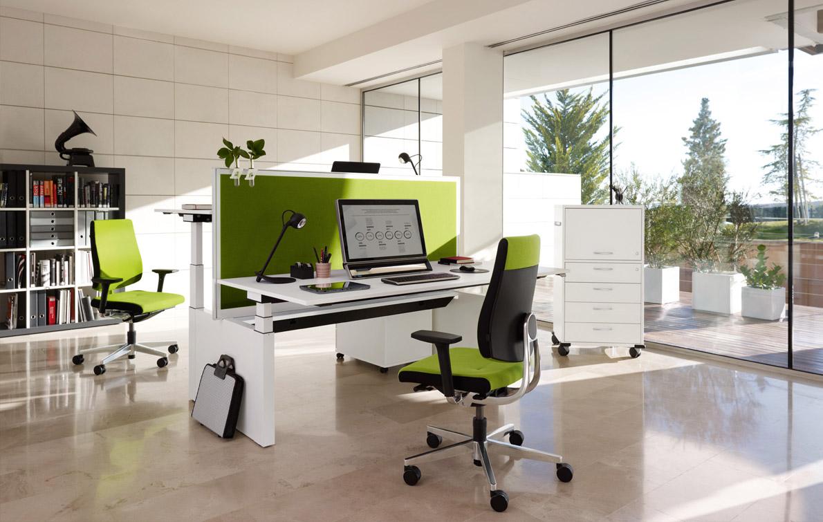 Kantoor inrichting project aveha for Inrichting kantoor