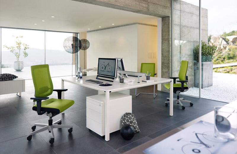 Kantoor inrichting aveha - Decoreren van een professioneel kantoor ...