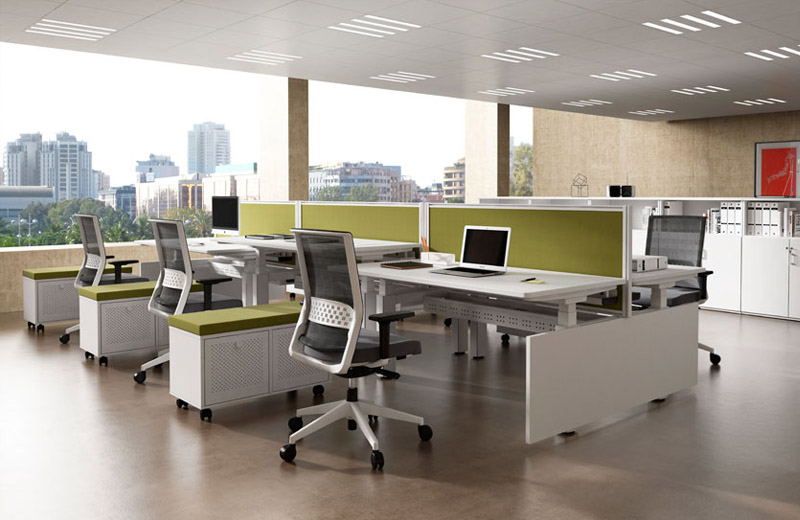 Kantoor inrichting aveha for Kantoor interieur design